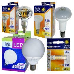 LED Лампи Smile light