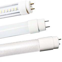 LED лампи Т8 (у формі люмінісцентної лінійної лампи)