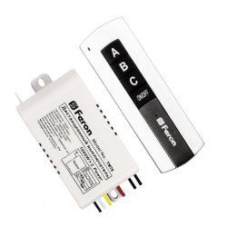 Дистанційні вимикачі з керуванням від пульта