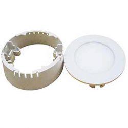 LED панель PANEL LIGHT 2в1 (панель встр.+вставка=панель накл.) (розпродаж по знижених цінах)