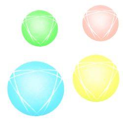 SVITLOTON кольорові світильники серія