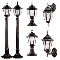 Світильники LED CITY садово-паркові PLC (Park LED City)