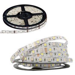 LED стрічка 5050 60 LED на метр IP20, 12V, 14.4 W/m, MTK