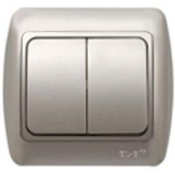 Серія TUNA SL-G срібний (без вставок)