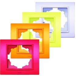 ZENA рамки Colorline глянцеві (кольорова пластмаса)