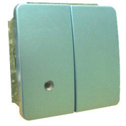 GUSI-серія С1 голубий метал