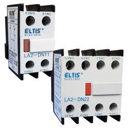 Додаткові контакти до пускачів LA1 ELTIS