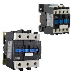 Контактори електромагнітні LC1(NO - нормально відкриті) ELTIS