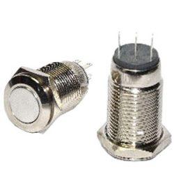 Кнопки управління металеві
